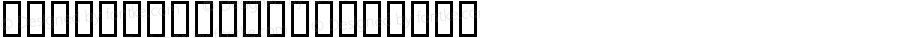 AanJcIslavIPA S Bold Macromedia Fontographer 4.1 9/3/97 Compiled by TCTT.DLL 2.0 - the SIL Encore Font Compiler 03/27/03 10:02:20
