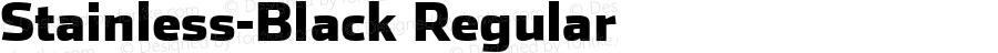 Stainless-Black Regular Version 1.0; 2002; initial release