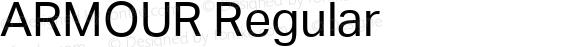 ARMOUR Regular