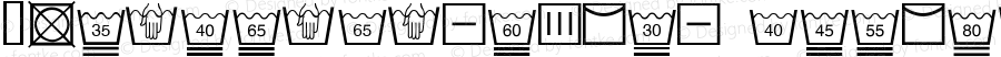 ArcadiaWashtubs Regular Macromedia Fontographer 4.1.5 24/9/08