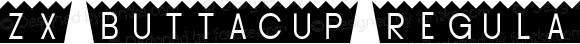 ZX Buttacup Regular ver 1.0; 2000. Freeware.