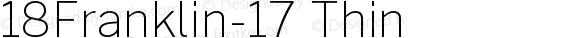 18Franklin-17 Thin