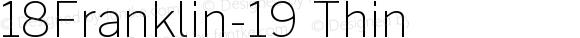18Franklin-19 Thin