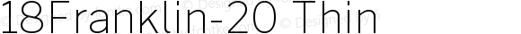 18Franklin-20 Thin