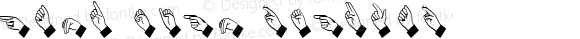 Hand Sign Regular Version 4.10