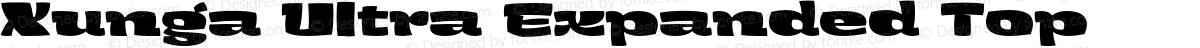 Xunga Ultra Expanded Top