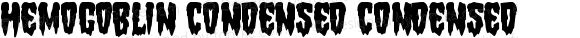 Hemogoblin Condensed Condensed
