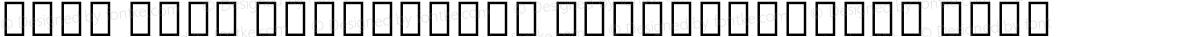 Noto Sans Devanagari SemiCondensed Bold