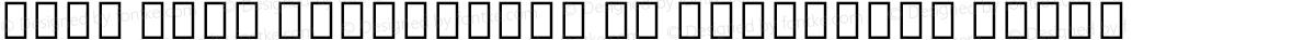 Noto Sans Devanagari UI Condensed Black