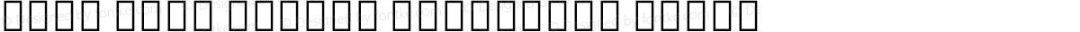 Noto Sans Hebrew Condensed Light
