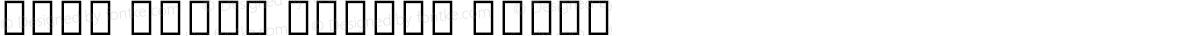 Noto Serif Hebrew Black