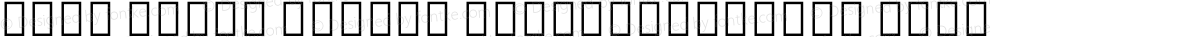 Noto Serif Hebrew ExtraCondensed Bold
