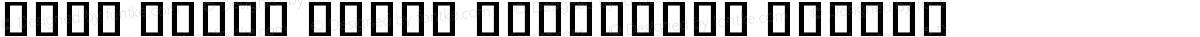 Noto Serif Khmer Condensed Medium