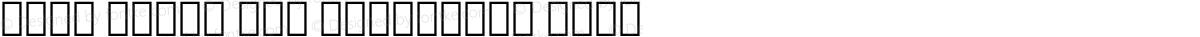 Noto Serif Lao Condensed Thin