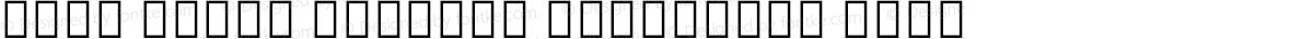 Noto Serif Myanmar Condensed Bold