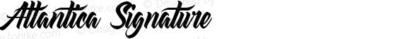 Atlantica Signature