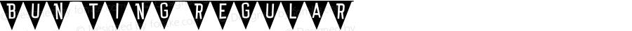 Bun Ting Regular Version 1.00;December 18, 2017;FontCreator 11.0.0.2408 64-bit