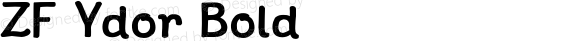 ZF Ydor Bold
