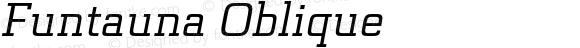 Funtauna Oblique