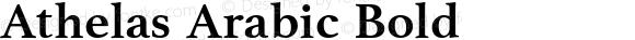 Athelas Arabic Bold