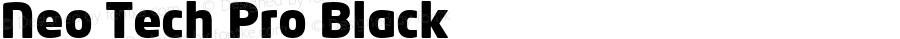 Neo Tech Pro Black Version 1.058 2012