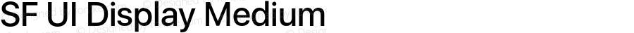 SF UI Display Medium 11.0d44e2