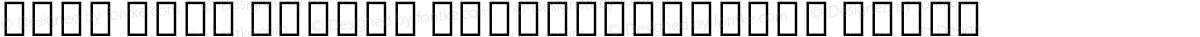 Noto Sans Hebrew ExtraCondensed Black