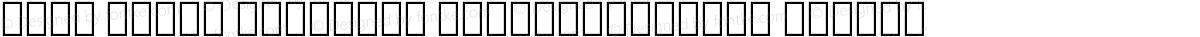 Noto Serif Georgian ExtraCondensed Medium
