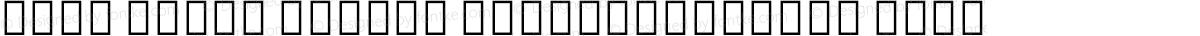 Noto Serif Hebrew ExtraCondensed Thin