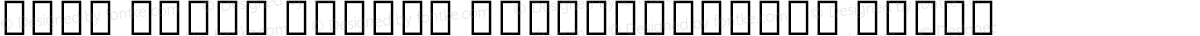 Noto Serif Hebrew SemiCondensed Black