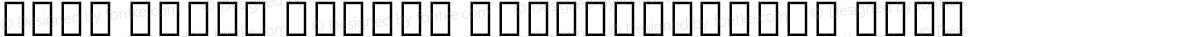 Noto Serif Hebrew SemiCondensed Bold