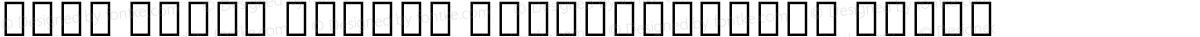Noto Serif Hebrew SemiCondensed Light