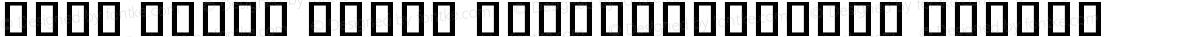 Noto Serif Khmer ExtraCondensed Medium