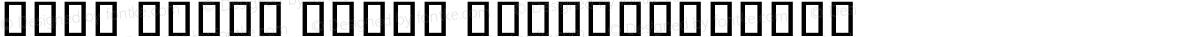 Noto Serif Khmer SemiCondensed