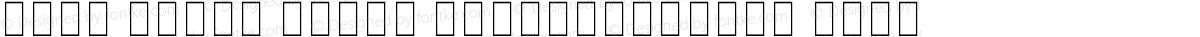 Noto Serif Khmer SemiCondensed Thin