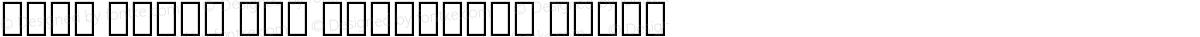 Noto Serif Lao Condensed Black