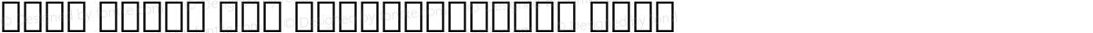 Noto Serif Lao SemiCondensed Bold