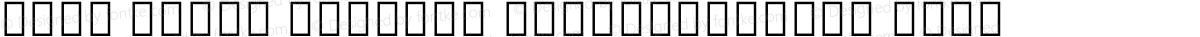 Noto Serif Myanmar SemiCondensed Bold