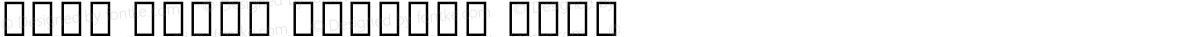 Noto Serif Myanmar Thin
