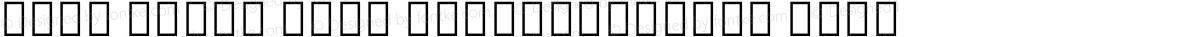 Noto Serif Thai SemiCondensed Bold