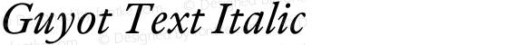 Guyot Text