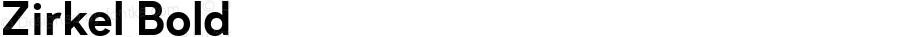 Zirkel Bold Version 1.000;PS 001.000;hotconv 1.0.70;makeotf.lib2.5.58329 DEVELOPMENT;com.myfonts.easy.ondrej-kahanek.zirkel.bold.wfkit2.version.4cuv