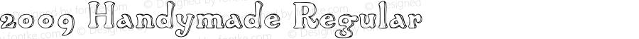 2009 Handymade Regular Version 1.00