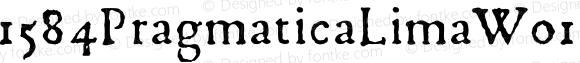 1584PragmaticaLimaW01-Rg Regular Version 1.00