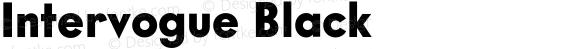 Intervogue Black