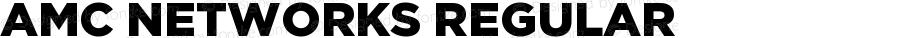 AMC Networks Regular Version 1.00 April 8, 2017, initial release