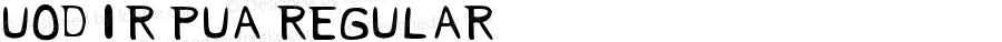 Uodir PUA Regular Happysoft1.0.1