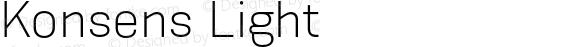 Konsens Light