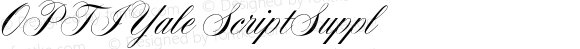 OPTIYale-ScriptSuppl