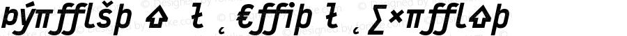 Typestar-BlackItalicExpert